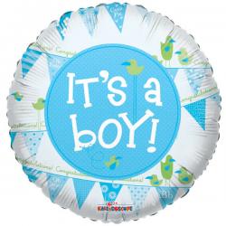"""Balloon Birth Child N ° 18 """""""