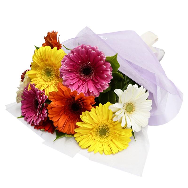 Bouquet 10 Gerberas
