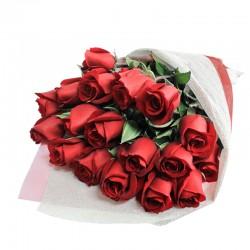 Ramo 18 Rosas Rojas