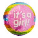 Balloon girl birth