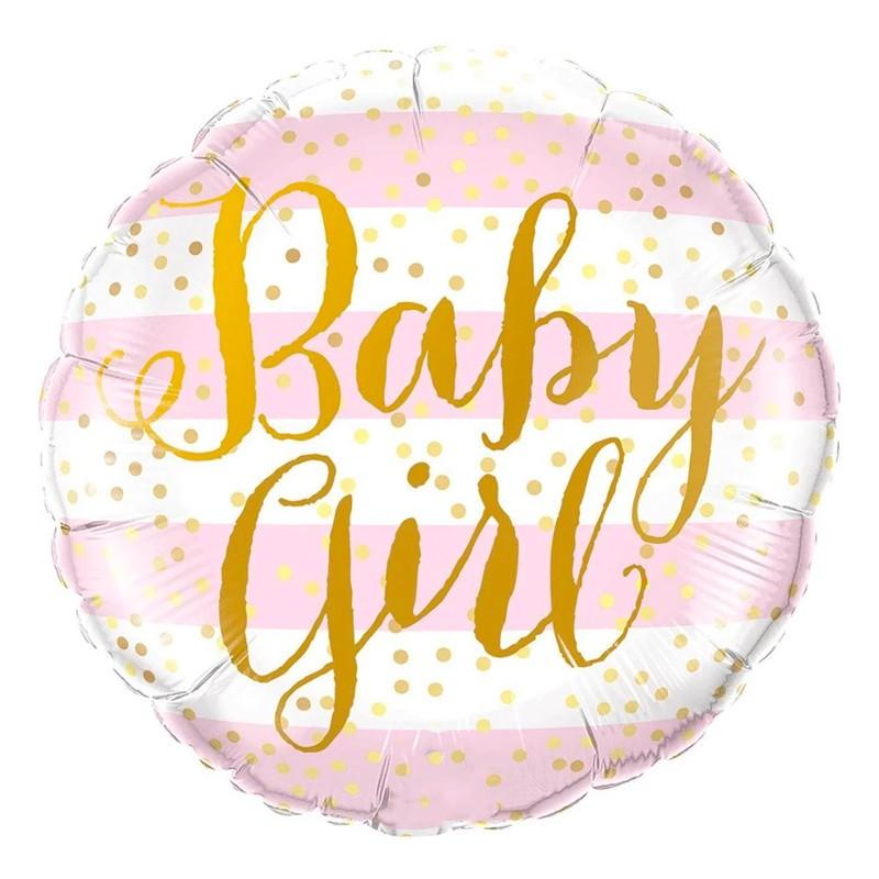 Globo nacimiento niña
