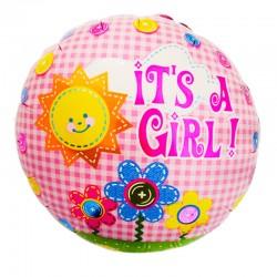 Balloon girl birth