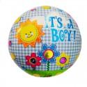Globe birth child