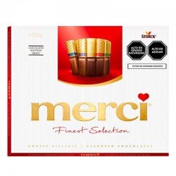 Bombones Merci Finest Selection