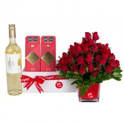Red love box