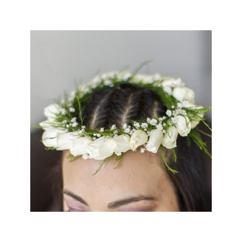 Corona de Mini Rosas