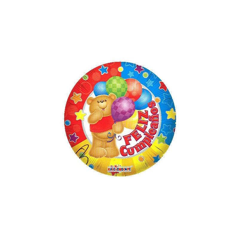 """Globo Feliz Cumpleaños N° 18"""""""